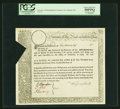 Colonial Notes:Continental Congress Issues, 1774 Massachusetts Fiscal Paper PCGS Choice About New 58PPQ.. ...