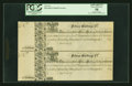 Colonial Notes:Maryland, Maryland 17(33) 15s Uncut Pair PCGS Apparent Choice About New 58....