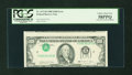 Error Notes:Inverted Third Printings, Fr. 2172-B $100 1988 Federal Reserve Note. PCGS Choice About New58PPQ.. ...
