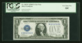 Small Size:Silver Certificates, Fr. 1602* $1 1928B Silver Certificate. PCGS Very Choice New 64.. ...