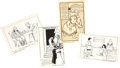 Political:Small Paper (1896-present), Woman's Suffrage: Four Postcards from the Suffrage Atelier.... (Total: 4 Items)
