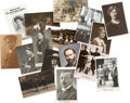Political:Small Paper (1896-present), Woman's Suffrage: Sixteen Miscellaneous Suffrage Leader Postcards.... (Total: 16 Items)