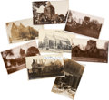 Political:Small Paper (1896-present), Woman's Suffrage: Eight Suffrage Sabotage Cards.... (Total: 8Items)