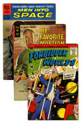 Silver Age (1956-1969):Science Fiction, Miscellaneous Silver Age Science Fiction Comics Group (Various, 1960-67) Condition: Average VG+.... (Total: 14 Comic Books)