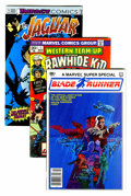 Modern Age (1980-Present):Miscellaneous, Comic Books - Various Publishers Modern Age Comics Group (Various Publishers, 1970s-'80s) Condition: Average FN.... (Total: 66 Comic Books)
