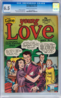 Golden Age (1938-1955):Romance, Young Love #19, 20, and 109 Group (Prize/DC, 1952-74).... (Total: 3Comic Books)