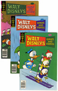 Bronze Age (1970-1979):Cartoon Character, Walt Disney's Comics and Stories File Copies Group (Gold Key, 1979-83) Condition: Average NM.... (Total: 15 Comic Books)