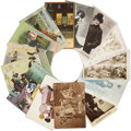 Political:Small Paper (1896-present), Woman's Suffrage: Fourteen Comic Photo Postcards.... (Total: 14Items)