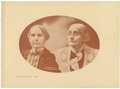 Political:Small Paper (1896-present), Woman's Suffrage: Susan B. Anthony Birthday Celebration Program Card....
