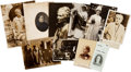 Political:Small Paper (1896-present), Woman's Suffrage: Nine Suffrage Leader Photographs.... (Total: 9 Items)