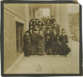 Political:Small Paper (1896-present), Woman's Suffrage: 1915 Photograph of the Springfield Massachusetts Equal Suffrage League...