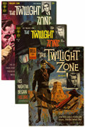 Silver Age (1956-1969):Horror, Twilight Zone Group (Gold Key, 1962-71) Condition: AverageVF/NM.... (Total: 10 Comic Books)