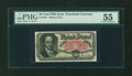 Fractional Currency:Fifth Issue, Fr. 1381 50¢ Fifth Issue PMG About Uncirculated 55....