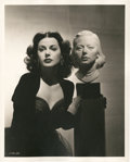 "Movie Posters:Mystery, Hedy Lamarr in ""Crossroads"" Lot (MGM, 1942). Portrait Stills (2)(8"" X 10"").. ... (Total: 2 Items)"