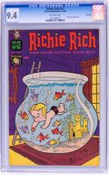 Silver Age (1956-1969):Horror, Richie Rich #51 File Copy (Harvey, 1966) CGC NM 9.4 Off-whitepages....