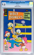 Bronze Age (1970-1979):Cartoon Character, Walt Disney's Comics and Stories #448 File Copy (Gold Key, 1978)CGC NM/MT 9.8 White pages....