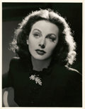 """Movie Posters:Comedy, Hedy Lamarr in """"The Heavenly Body"""" (MGM, 1943). Portrait (10"""" X 13"""").. ..."""