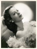"Movie Posters:Comedy, Hedy Lamarr in ""The Heavenly Body"" by Laszlo Willinger (MGM, 1943).Portrait (10"" X 13"").. ..."