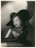 "Movie Posters:Comedy, Hedy Lamarr in ""The Heavenly Body"" by Laszlo Willinger (MGM, 1943).Portrait Still (10"" X 13"").. ..."
