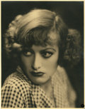 "Movie Posters:Drama, Joan Crawford in ""Rain"" by John Miehle (United Artists, 1932).Portrait (10.75"" X 13.75"").. ..."