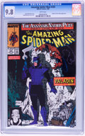 Modern Age (1980-Present):Superhero, The Amazing Spider-Man #320 and 361-363 CGC-Graded Group (Marvel,1989-92) CGC NM/MT 9.8 White pages.... (Total: 4 Comic Books)