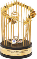 Baseball Collectibles:Others, 1996 New York Yankees World Championship Trophy....