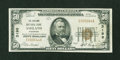 National Bank Notes:Wisconsin, Ashland, WI - $50 1929 Ty. 1 The Ashland NB Ch. # 3196. ...