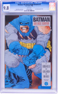 Modern Age (1980-Present):Superhero, Batman: The Dark Knight Returns #2 and 3 CGC-Graded Group (DC,1986) Condition: CGC NM/MT 9.8 White pages.... (Total: 2 ComicBooks)