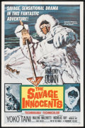 "Movie Posters:Adventure, The Savage Innocents (Paramount, 1961). One Sheet (27"" X 41"").Adventure.. ..."