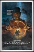 """Movie Posters:Horror, Something Wicked This Way Comes (Buena Vista, 1983). One Sheet (27"""" X 41""""). Horror.. ..."""