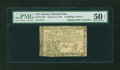 Colonial Notes:New Jersey, New Jersey January 9, 1781 2s6d PMG 50 EPQ....