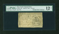 Colonial Notes:New York, New York April 21, 1760 £5 PMG Fine 12 NET....
