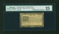 Colonial Notes:Pennsylvania, Pennsylvania March 16, 1785 3d PMG Very Fine 25....