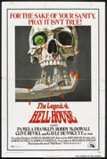 """Movie Posters:Horror, The Legend Of Hell House (20th Century Fox, 1973). One Sheet (27"""" X 41""""). Horror.. ..."""