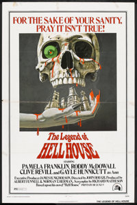 """The Legend Of Hell House (20th Century Fox, 1973). One Sheet (27"""" X 41""""). Horror"""