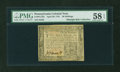 Colonial Notes:Pennsylvania, Pennsylvania April 20, 1781 30s PMG Choice About Unc 58 EPQ....