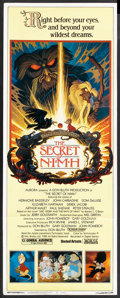 """Movie Posters:Animated, The Secret of NIMH (MGM/UA, 1982). Insert (14"""" X 36""""). Animated....."""