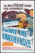 """Movie Posters:Fantasy, The Day the Earth Froze (Film Group, 1963). One Sheet (27"""" X 41""""). Fantasy.. ..."""