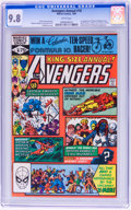 Modern Age (1980-Present):Superhero, The Avengers Annual #10 (Marvel, 1981) CGC NM/MT 9.8 Whitepages....