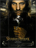 """Movie Posters:Fantasy, The Lord of the Rings: The Return of the King (New Line, 2003). French Grande (47"""" X 63"""") Advance. Fantasy.. ..."""