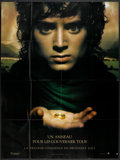 """Movie Posters:Fantasy, The Lord of the Rings: The Fellowship of the Ring (New Line, 2001).French Grande (47"""" X 63"""") Advance. Fantasy.. ..."""