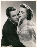 """Movie Posters:Musical, Gene Kelly and Judy Garland in """"For Me and My Gal"""" (MGM, 1942). Portrait Still (10"""" X 13"""").. ..."""