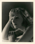 """Movie Posters:Drama, Greta Garbo by Clarence Sinclair Bull (MGM, Early 1930s). Portrait(8"""" X 10"""").. ..."""