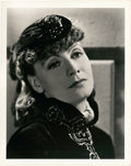 "Movie Posters:Drama, Greta Garbo in ""Anna Karenina"" by Clarence Sinclair Bull (MGM,1935). Still (8"" X 10"").. ..."