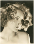 "Movie Posters:Miscellaneous, Gwili Andre by Ernest A. Bachrach (RKO, Early 1930s). Portrait(10.75"" X 13.75"").. ..."