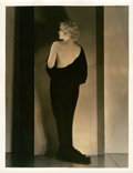 "Movie Posters:Miscellaneous, Mary Carlisle by George Hurrell (MGM, 1930s). Full-Length Portrait(10"" X 13"").. ..."