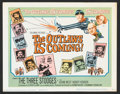 """Movie Posters:Comedy, The Outlaws is Coming (Columbia, 1964). Lobby Card Set of 8 (11"""" X 14""""). Comedy.. ... (Total: 8 Items)"""