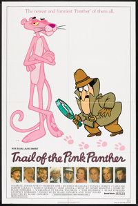 "Trail of the Pink Panther (MGM/UA, 1982). One Sheet (27"" X 41""). Comedy"