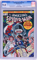 Bronze Age (1970-1979):Superhero, The Amazing Spider-Man #131 (Marvel, 1974) CGC NM/MT 9.8 White pages....