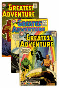 Silver Age (1956-1969):Adventure, My Greatest Adventure Group (DC, 1958-59).... (Total: 6 Comic Books)